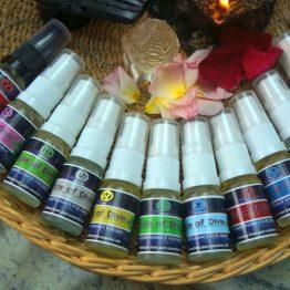 Body & Special Oils